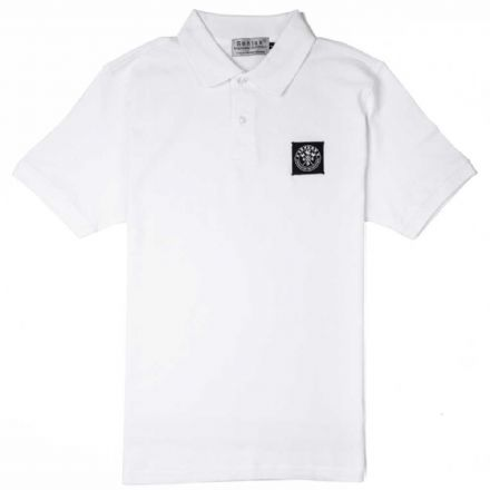 "Senlak ""Brego"" Polo Shirt - White"